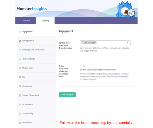 MonsterInsights 3