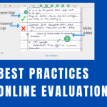 Best Practices of Onscreen Marking System