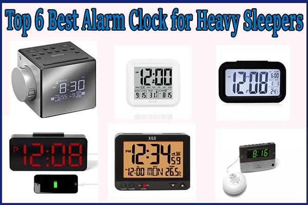 Alarm Clock For Heavy Sleepers Reviews
