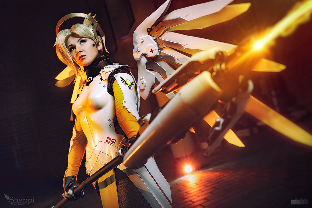 Top 20 Best Mercy Cosplay From Overwatch Number 3 Is So