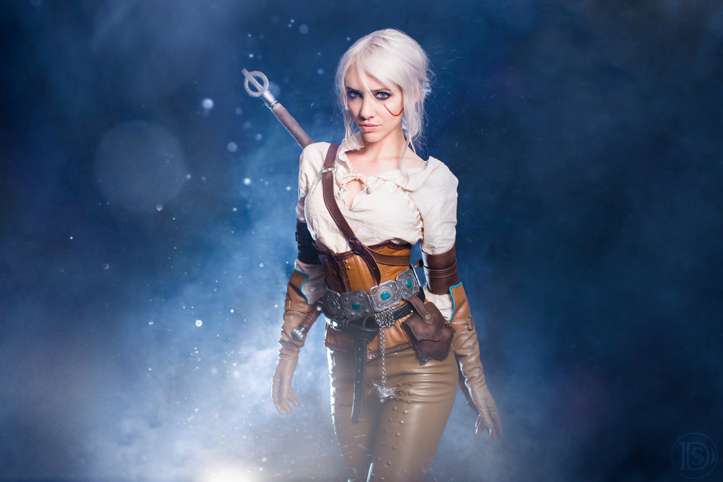 Top 20 Best Ciri Cosplay From The Witcher 3 Online Fanatic