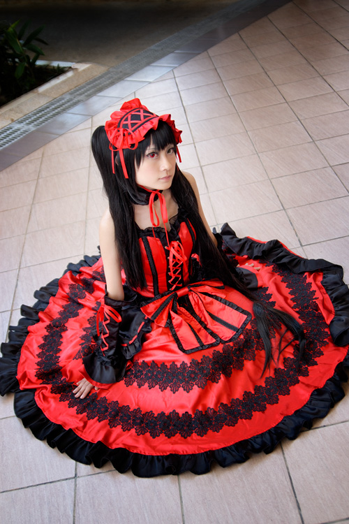 Top 20 Best Kurumi Tokisaki Cosplay From Date A Live