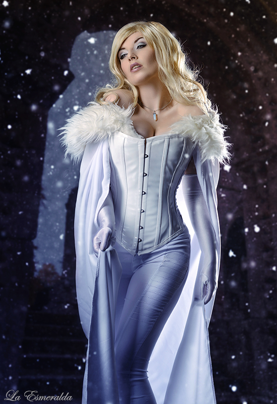 Top 20 Best Emma Frost Cosplay From Marvel Comics