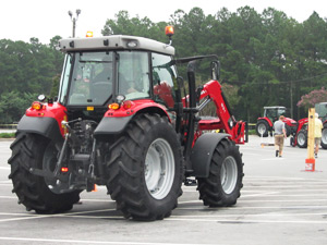 Trelleborg is Tire Sponsor at the Massey Ferguson's Players Club Dealer Training Event