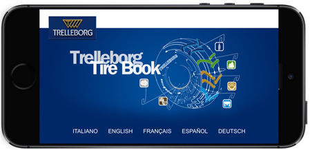 Trelleborg Tire Book App Now Available For All Mobile Devices