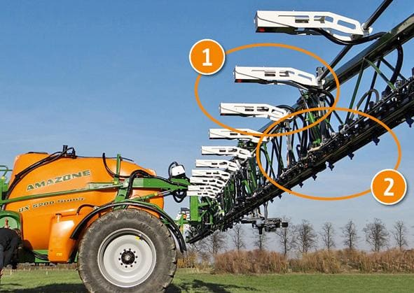 Agritechnica: Three silver medals for Amazone