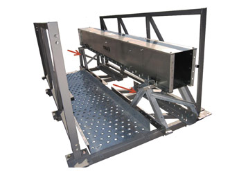 MFS Unveils Adjustable Conveyor Support System