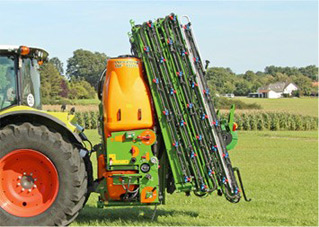 Amazone UF mount sprayer