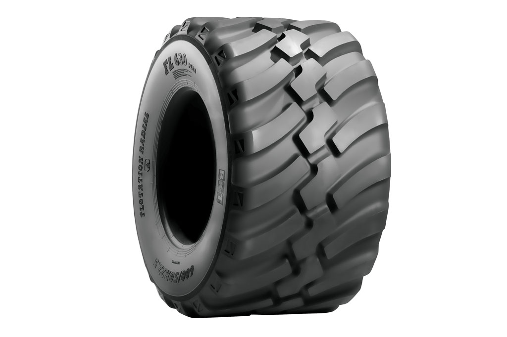 Lastly There Is FL 630 PLUS Which Has Been Designed Primarily For Agricultural Use The Tread Pattern Provides Excellent Self Cleaning Properties Under