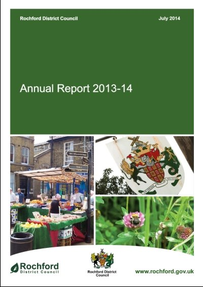 annual report july 2014