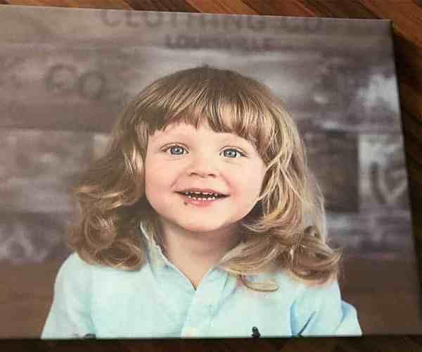 Fotka na platne, vytlačená fotka na plátne