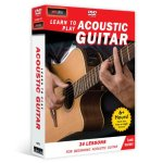 51 2zRzJyvL - Learn to Play Acoustic Guitar (4-DVD) for beginners