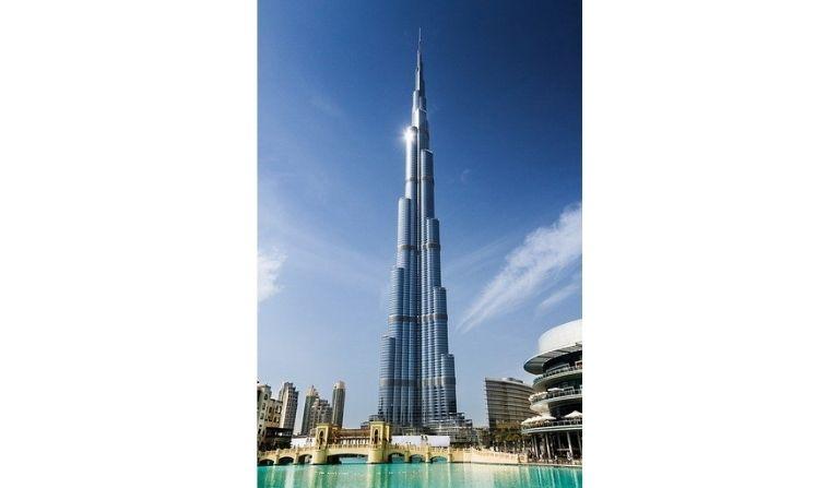 Burj Khalifa in Hindi
