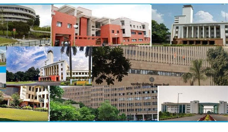 IIT Colleges in India in Hindi