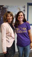 Everett School District Winners: Joyce Stewart and Becky Kitzman