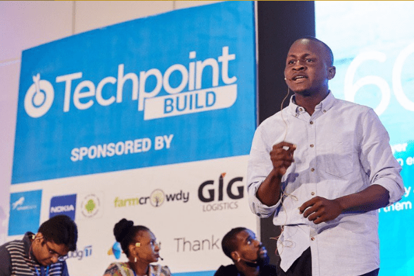 Ayobami Oyaleke, Founder & CEO Placements.ng | Winner Maiden Edition TechPoint Build Pitchstorm