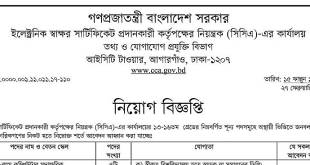 Ministry Of Information Technology Job Circular 2018