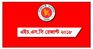 HSC Result 2018 www.educationboardresults.gov.bd