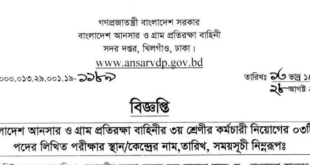 Community Clinic Exam Date And Admit Card