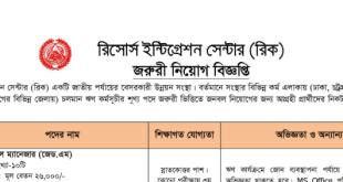 ric-bd-org-job-circular