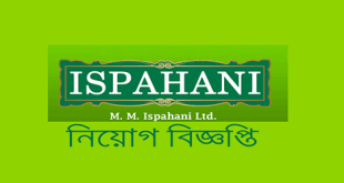 ISPAHANI Group Job Circular 2020