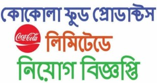 Cocola food products ltd job Circular 2020