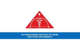 Sri Ramachandra University Recruitment 2020