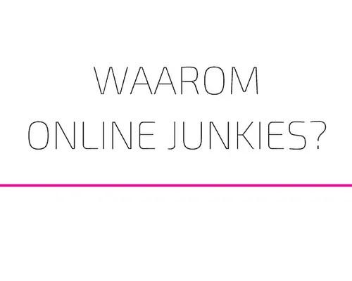 Waarom Online Junkies