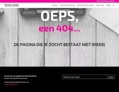 404-pagina