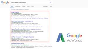 Waarom adverteren in Google - Google Adwords