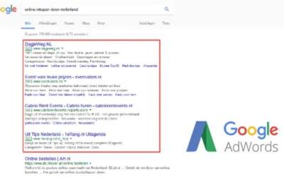 Waarom je (ook) moet adverteren in Google