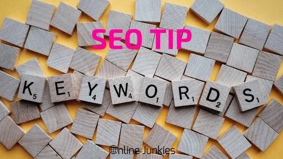 SEO Tip – Het zoekwoordonderzoek