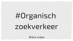 organisch zoekverkeer-woordenboek