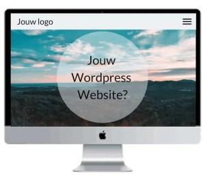 Jouw WordPress website - websites die gevonden worden