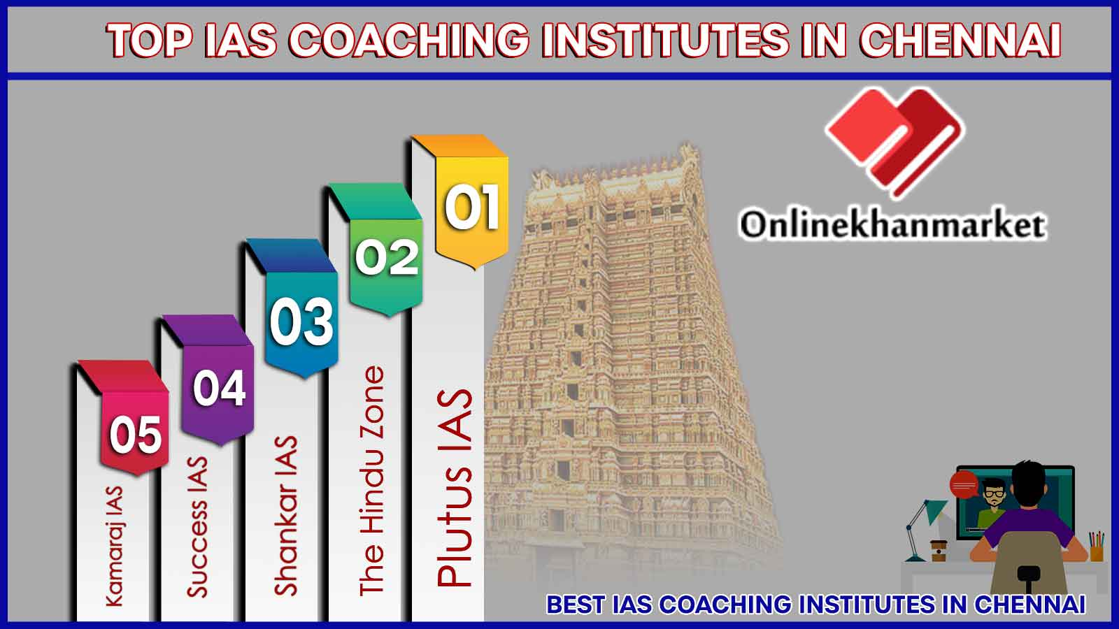 Top IAS Coaching Institutes in Chennai - with Contact Details
