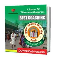Best NEET Coaching in Thiruvananthapuram Report