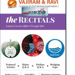 Vajiram and Ravi Monthly Current Affairs