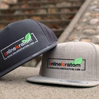 Online Kratom SnapBack, Hat, Kratom Brand, Yupoong, Classic, kratom spot