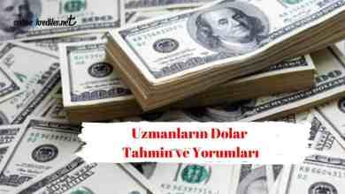Photo of Dolar 2021 Yılı Sonuna Kadar Ne Olur (2022 Dolar Tahmini)