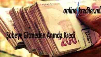 Photo of Şubeye Gitmeden Online Kredi Veren Bankalar 2021