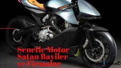 Photo of Senetle Motor Satan Bayiler ve Firmalar