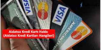 aidatsız 7 kredi kartı