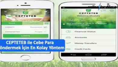 Photo of CEPTETEB ile Cebe Para Göndermek En Kolay Yöntem