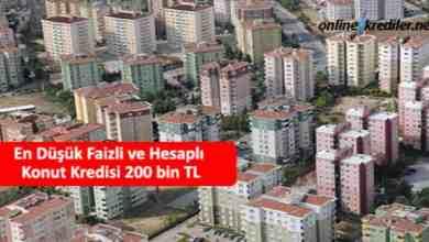 Photo of En Düşük Faizli ve Hesaplı Konut Kredisi Şubat 2021