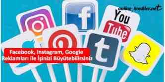 sosyal medya reklamı vermek