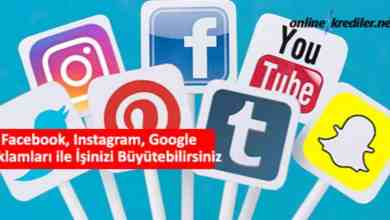 Photo of Facebook, Instagram, Google Reklamları ile İşinizi Büyütebilirsiniz