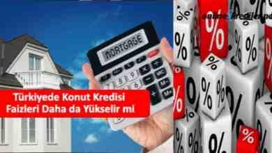 Photo of Türkiyede Konut Kredisi Faizleri Daha da Yükselir mi