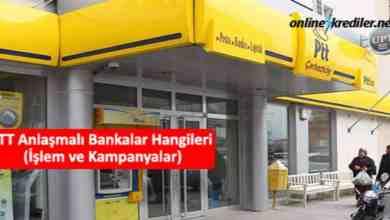 Photo of PTT Anlaşmalı Bankalar Hangileri (İşlem ve Kampanyalar)