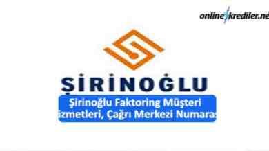 Photo of Şirinoğlu Faktoring Müşteri Hizmetleri, Çağrı Merkezi Numarası