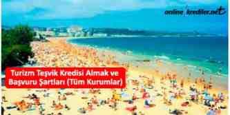 turizm tesvik kredisi çekmek